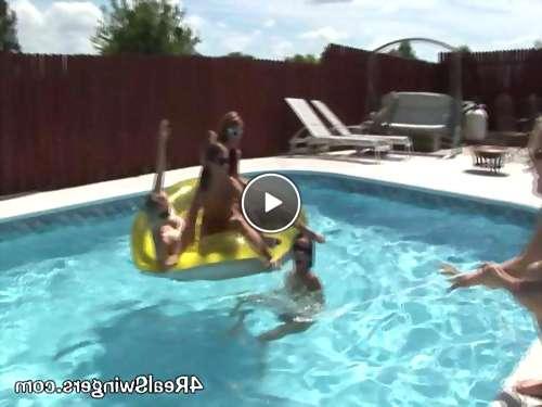 milf office swinger party video